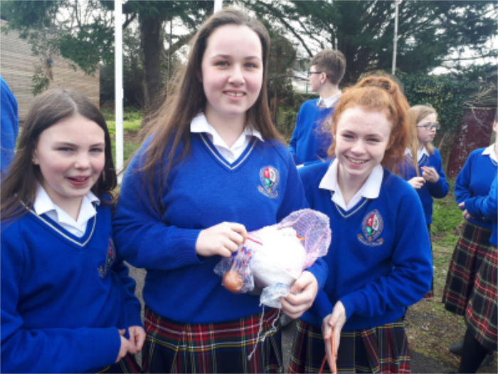 Gaelcholáiste an Phiarsaigh School Visit March 2018
