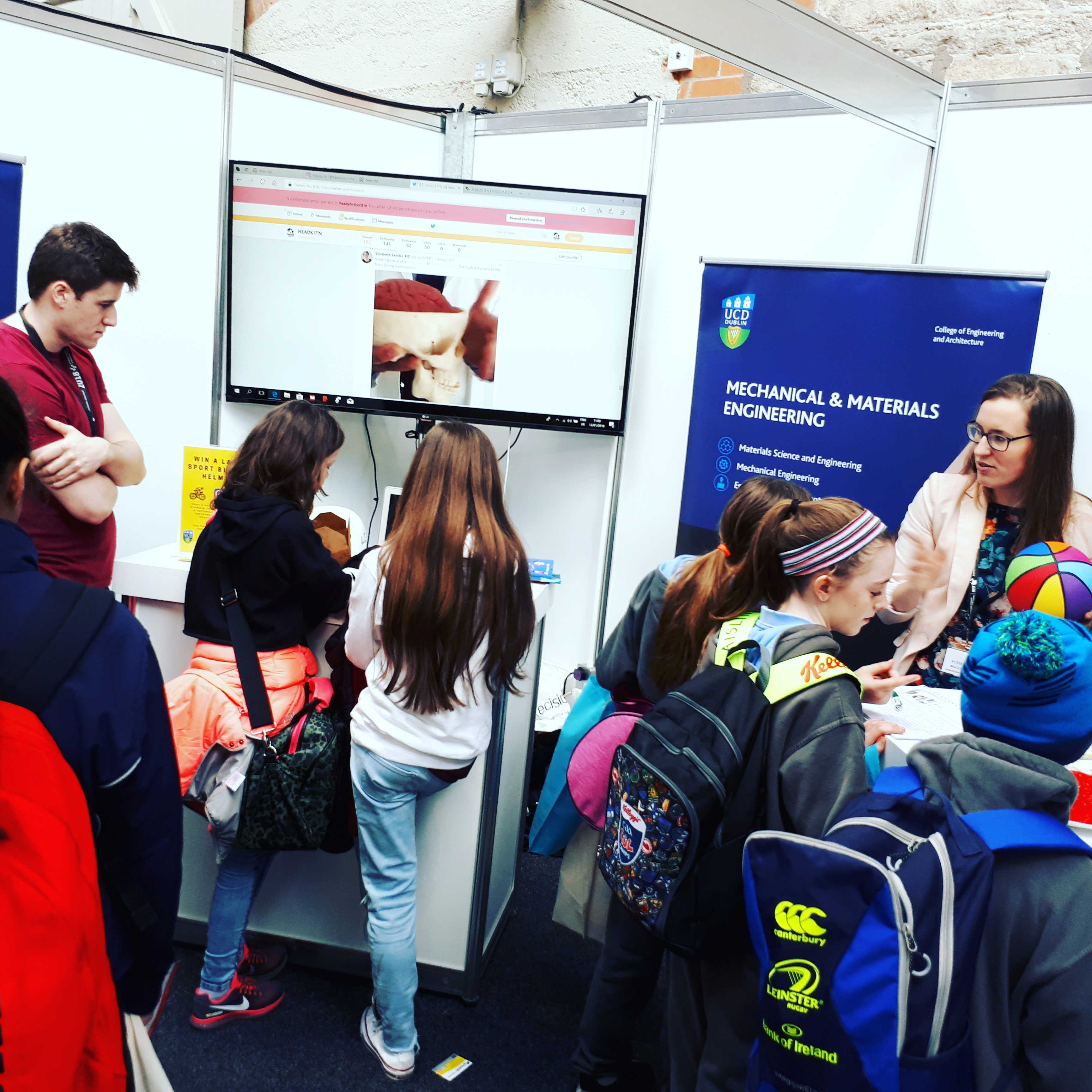BT Young Scientist and Technology Exhibition 2018